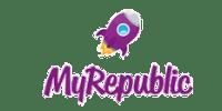 MyRepublic - Fibre Pro logo