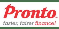 Pronto Finance personal loan
