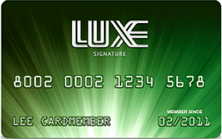 Luxe Signature Card review