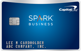 Capital One® Spark® Miles for Business review