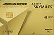 Delta SkyMiles® Gold American Express Card logo