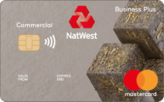 NatWest Business Plus Credit Card Mastercard