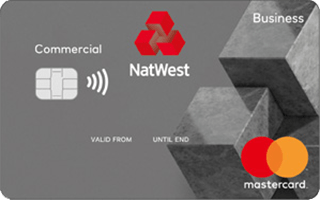 NatWest Business Credit Card (available to existing business customers)