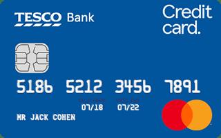 Tesco Bank Foundation Card