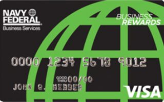 Navy Federal Credit Union Visa® Business Card review