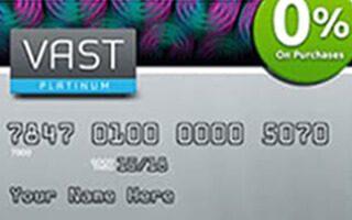Vast Platinum Card