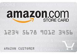 Amazon Store Card Credit Builder