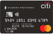 Citi® Diamond Preferred® Card logo