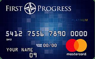 First Progress Platinum Prestige Mastercard® Secured Credit Card: Low APR, high annual fee