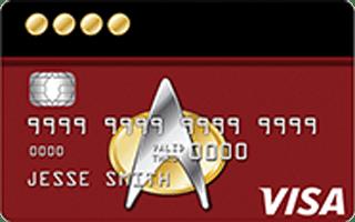 Star Trek Credit Card review