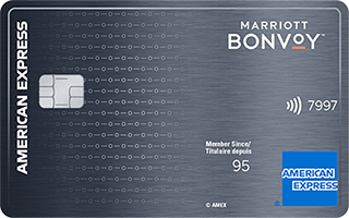 Marriott Bonvoy American Express Card (formerly Starwood Preferred Guest) 2021 review