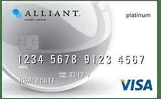 Alliant Visa® Platinum Card review