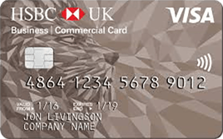HSBC Commercial Credit Card Visa