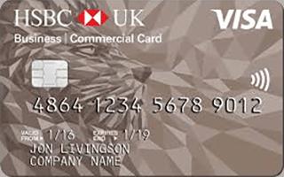 HSBC Commercial Credit Card Visa