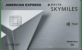 Delta SkyMiles® Platinum American Express Card review