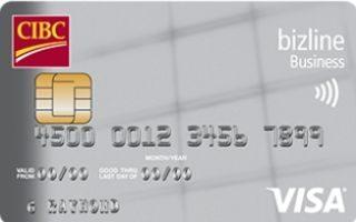 CIBC bizline Visa Card for Business review