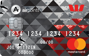 Westpac Airpoints Mastercard