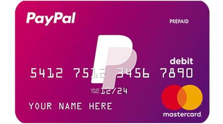 PayPal Prepaid Card Savings account review