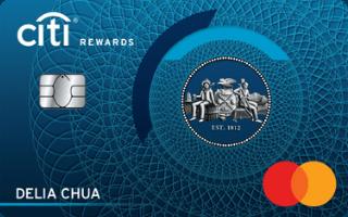 Citi Rewards Credit Card Review