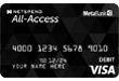 Netspend All-Access Account by MetaBank logo