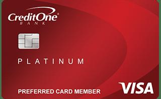 Credit One Bank® Platinum Rewards Visa Review