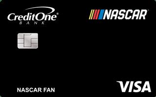 Credit One Bank® NASCAR® Credit Card review
