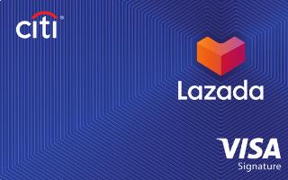 Citi Lazada Card Review
