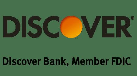 Discover CDs logo