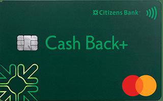 Citizens Bank Cash Back Plus® World Mastercard® review