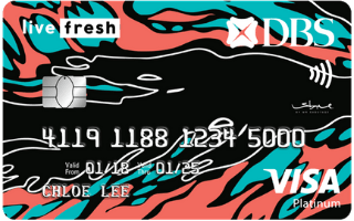 DBS Live Fresh Student Card Review