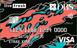 DBS Live Fresh Card Review