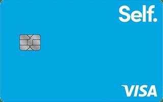 Self Visa® Credit Card review