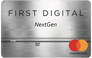 First Digital Mastercard® review