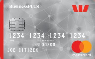 Westpac BusinessPlus Mastercard
