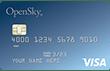 OpenSky® Secured Visa® Credit Card logo