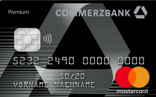 Commerzbank Current Account Germany