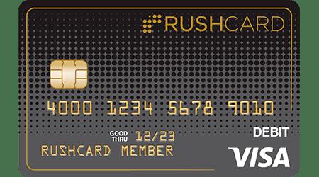 RushCard® Prepaid Visa® card review