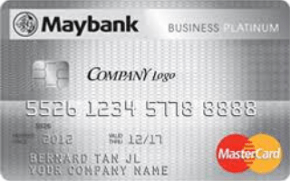 Maybank Business Platinum Mastercard Review