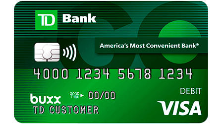 TD Go Reloadable Prepaid Card review