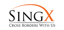 SingX logo