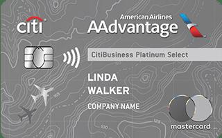 CitiBusiness® / AAdvantage® Platinum Select® Mastercard® review