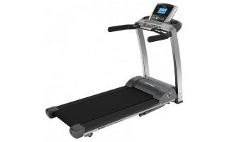 Life Fitness F3 Treadmill review 2021