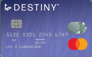 Destiny Mastercard® review