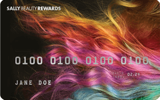 Sally Beauty Rewards Credit Card review