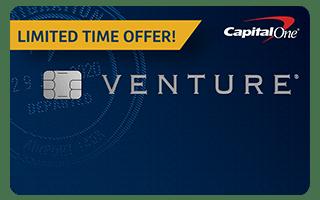 Capital One® Venture® Rewards Credit Card review
