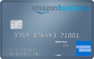 Amazon Business American Express Card review 2021