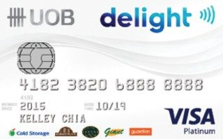 UOB Delight Debit Card