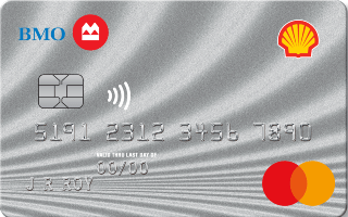 """Shell CashBack Mastercard"" iš BMO"