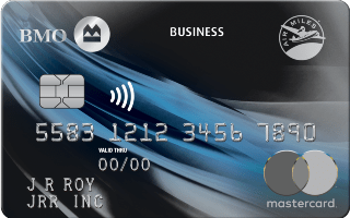 BMO Air Miles Business Mastercard review
