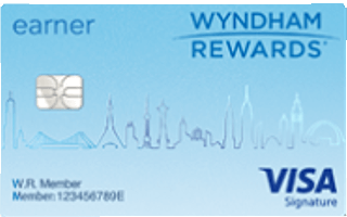 Wyndham Rewards® Earner℠ Card review